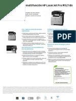 HP 521DN INFO
