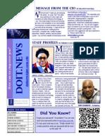 DoIT Newsletter Spring 04142011
