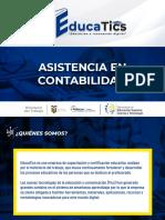 Asistencia de Contabilidad-educatics