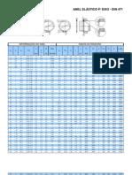 Anel elástico DIN-471 (eixo)