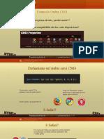 Introduzione Ombre CSS3