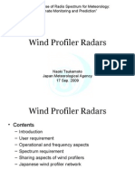 Wind Profiler Radar 17Sep2009 Final