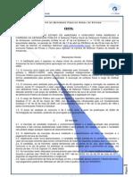 Edital DPE-AM-2011