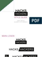 Hacks/Hackers Styleguide