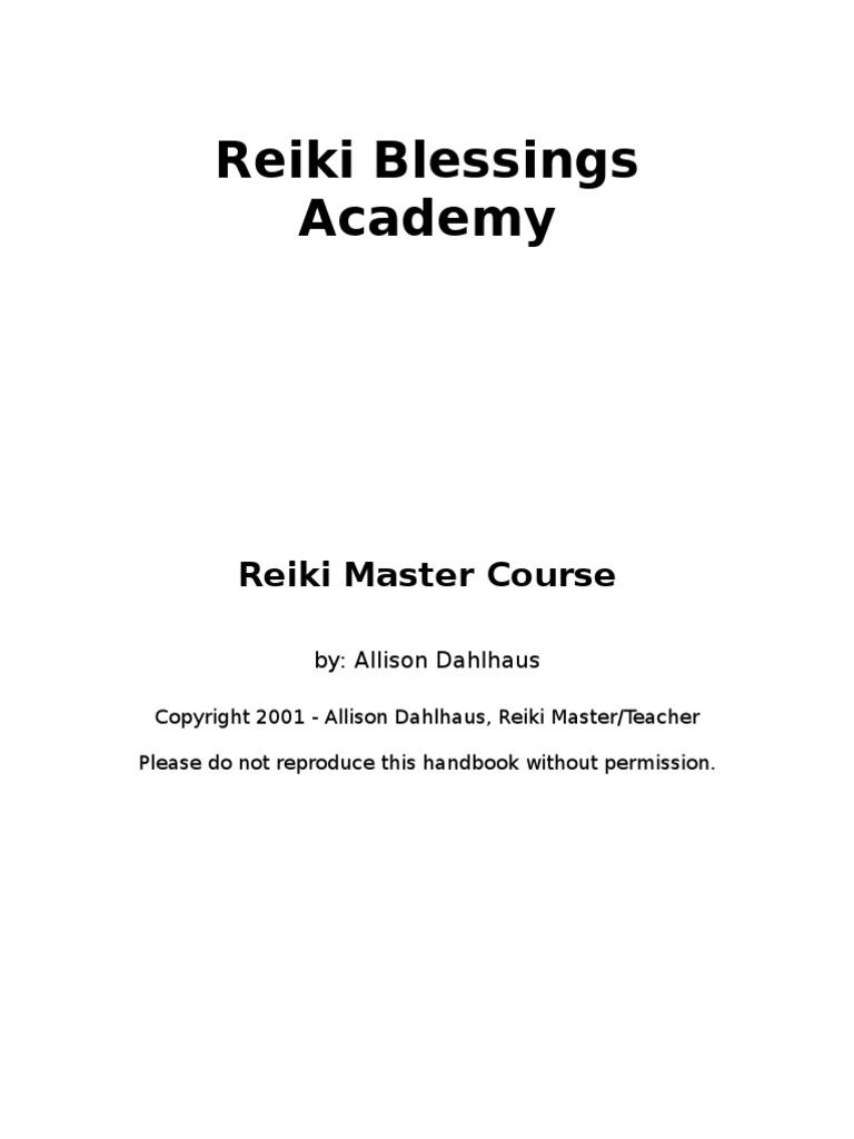 Reiki master handbook full ingles reiki mikao usui buycottarizona