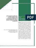 Artigo acadêmico em manuais de pesquisa