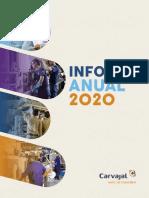 Informe Anual 2020 Carvajal SA 1
