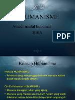 Humanisme_Ameer Naufal B Omar_E10A