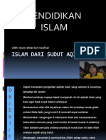 Islam Dari Sudut Akidah_Munir Afnan B. Mukhtar_E10A