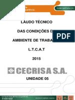 Ltcat Cerãmica Cecrisa 2015