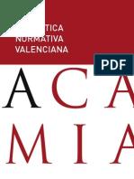 Gramàtica Normativa Valenciana