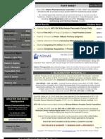 Adamis Investor Fact Sheet