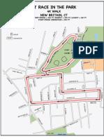 Race in Park 4K Map