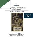 Chesterton - Pequena historia de Inglaterra