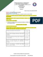 P2S5 Tercer Grado Actividad 4 y 5