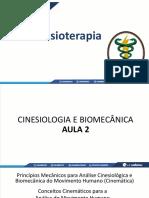 CINESIOLOGIA AULA 2