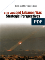 The Second Lebanon War - Strategic Perspectives