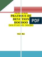 Manuel de Devotion de Don Juan del Dinero
