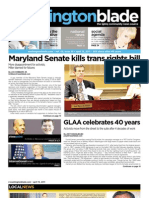 washingtonblade.com - volume 42, issue 15 - april 15, 2011