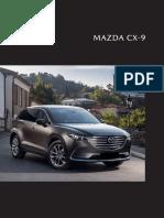 Mazda Cx-9 Catalogo Ficha