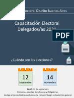 Delegados - Módulo 1