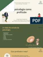 A psicologia como profissão (3)