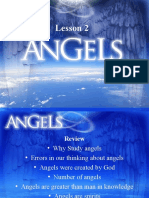 Angels Lesson 2