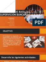 COMITÉ DE BASILEA SUPERVICIÓN BANCARIA