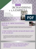 EL MERCHANDISING Y LA EMPRESA