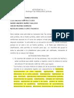 Actividad Civil Obligaciones.