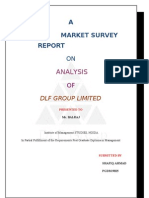 Dlf Group Market Survey Report