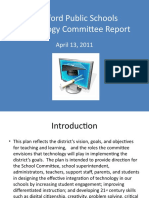 MPS Technology Committee Presentation