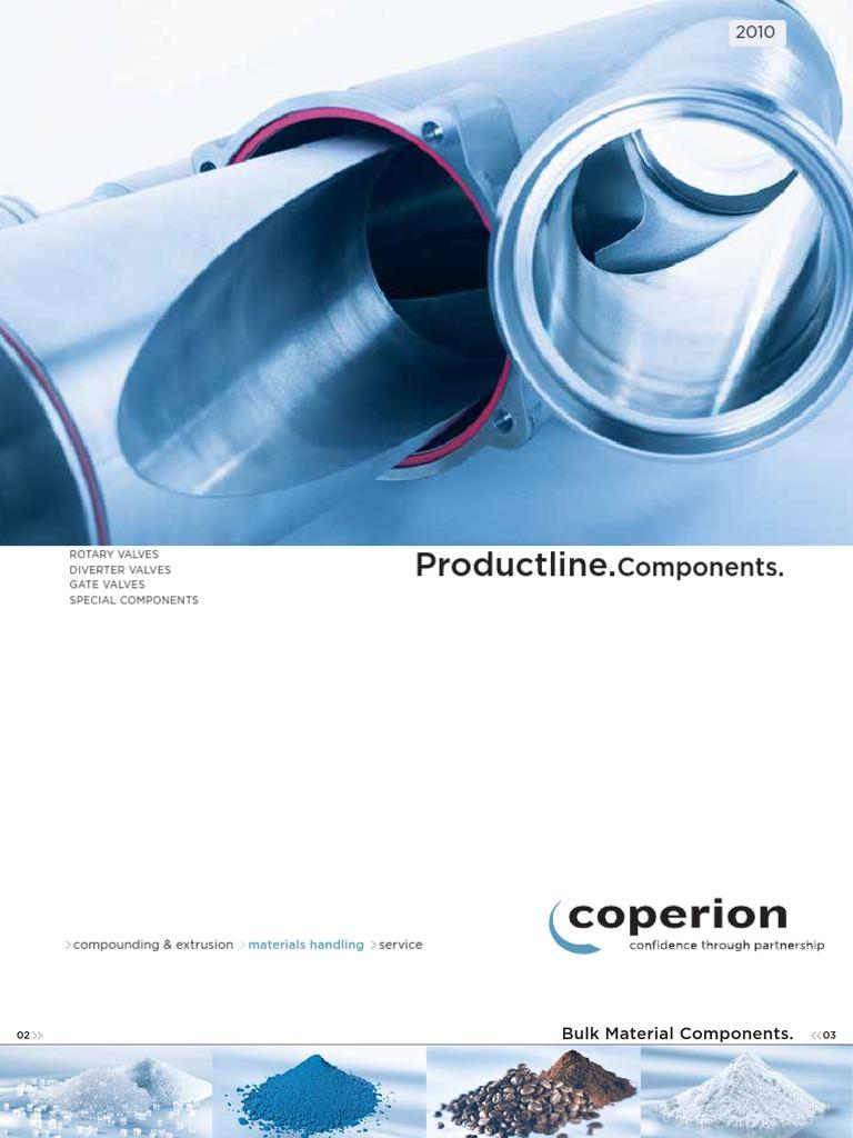 Product Line Components | Valve | Turbine