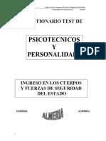 Arquero Urquizar Teresa - Tests Psicotecnicos