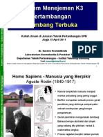 Safety Management Pertambangan UPN 110415