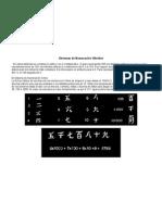 Sistemas de Numeracion Híbridos