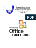 Excel 6to