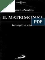 Matrimonio_Teologia e Vita_Antonio Miralles 1995_Completo