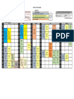 Copie de Edt Licence l2 Psychologie Definitif 2021 2022