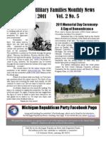 Newsletter April 2011