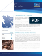 Colliers International Report and Forecast