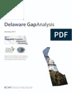 Delaware Gap Analysis MASTER_0