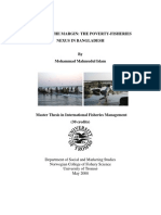 Living on the Margin:The Poverty-Fisheries Nexus in Bangladesh