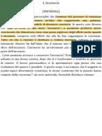 Freud Sigmund - L'Inconscio (1)