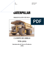 CAMION DE OBRA 797B