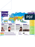 World Watch Map 2010, Open Doors