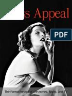 Mass Apeal -  History of Movies, Radio and TV