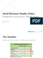 Small Business Reality Online