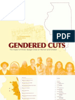 Gendered Cuts Reports