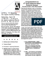 Gca April 2011 Meeting Flyer